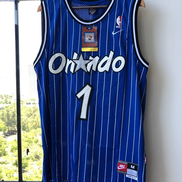 free shipping 62cec 57e12 Nike Penny Hardaway Swingman Jersey, Orlando Magic NWT